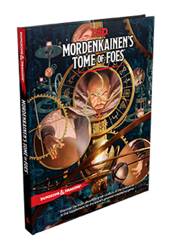 Dungeons & Dragons 5.Edition: Mordenkainen's Tome of Foes (HC)