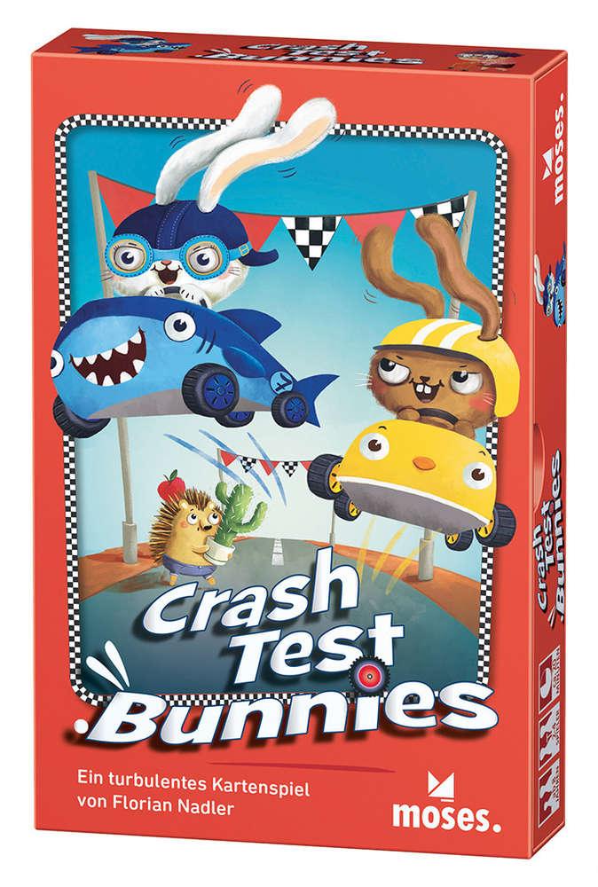 crash test bunnies  kartenspiel  merlins spiele und