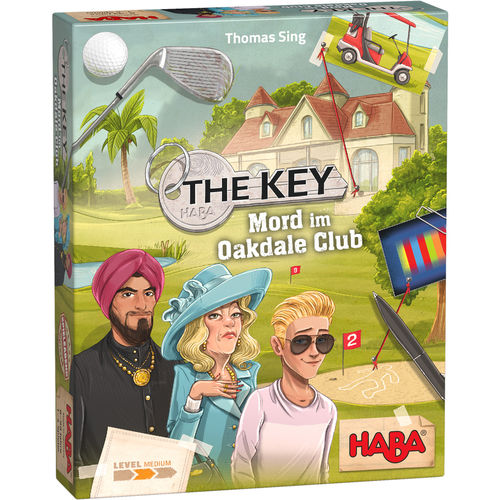 The Key – Mord im Oakdale Club