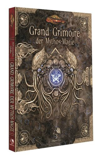 Cthulhu  Edition 7: Grand Grimoire (Normalausgabe)