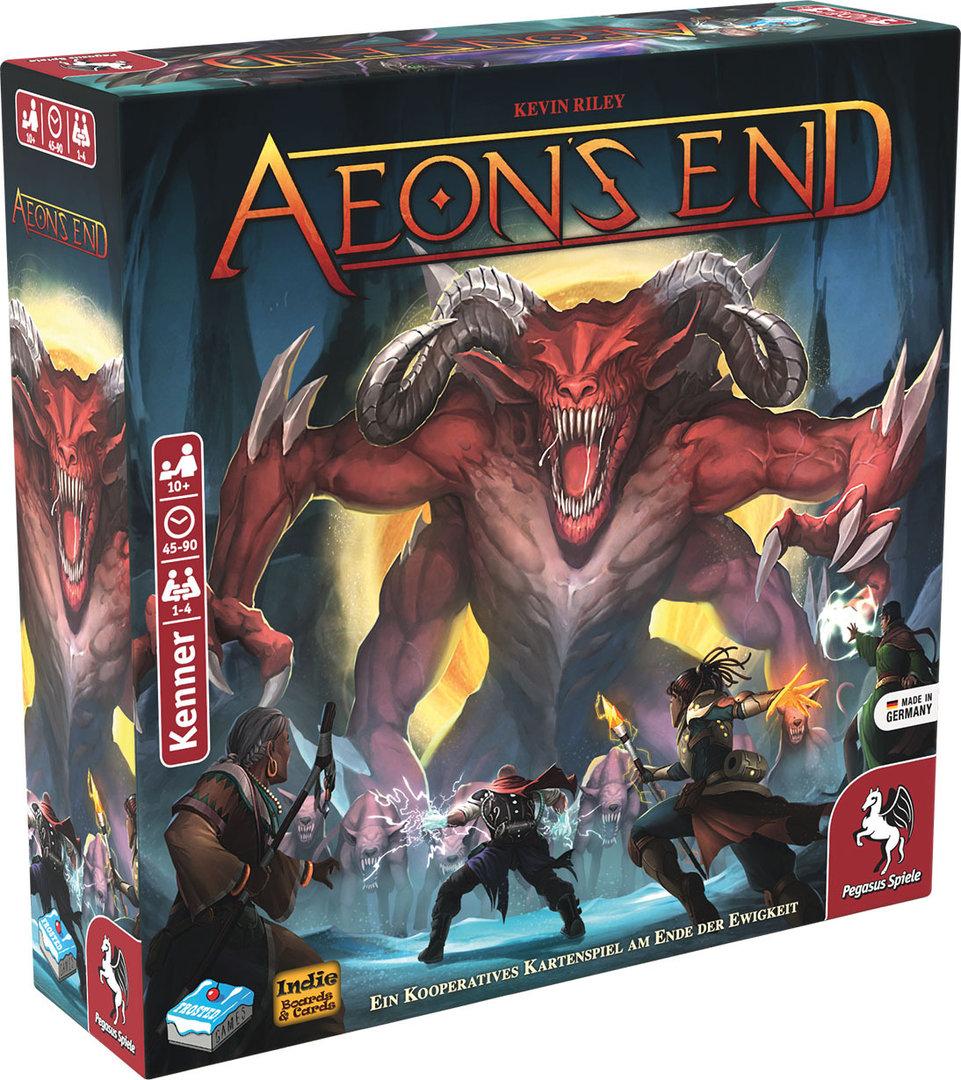 Aeon's End (dt. Ausgabe)