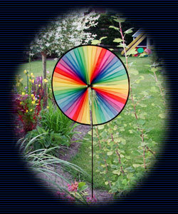 Windrad Magic Wheel 33cm